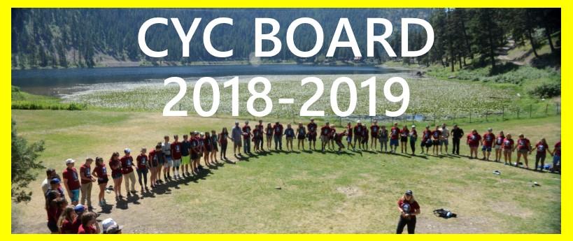 2018-19 CYC Board doyouth.org image