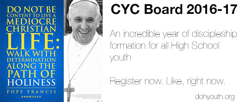 CYC Board 2017 Slider
