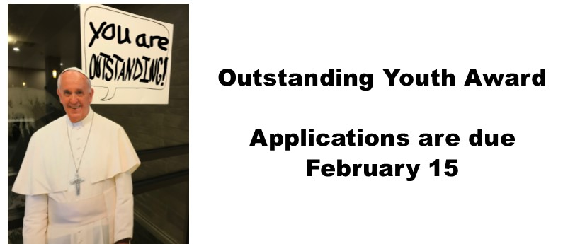 dohyouth.org image for outstanding youth award