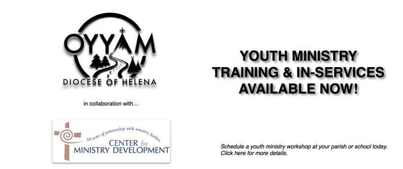 OYYAM Training Opportunities 2014